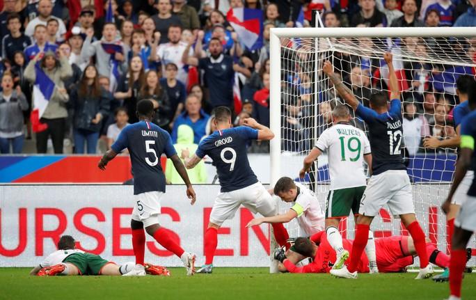 Vua bọ cạp lên tiếng, Pháp thắng Ireland ở Stade de France - Ảnh 3.