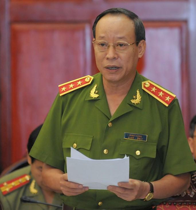 Thượng tướng Lê Quý Vương: TP HCM nên nghiên cứu thành lập lực lượng 141 - Ảnh 1.