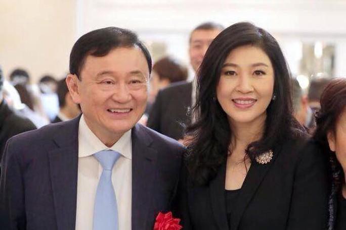 Anh cấp thị thực 10 năm cho bà Yingluck, Thái Lan lên tiếng - Ảnh 1.