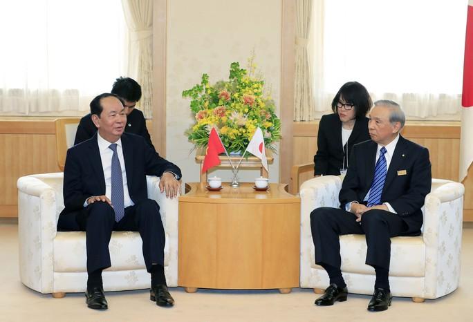 Chuyến thăm thắt chặt quan hệ Việt - Nhật - Ảnh 1.