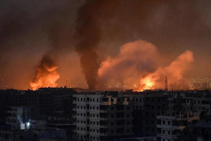 Israel đang chuẩn bị chiến tranh với Iran? - Ảnh 1.