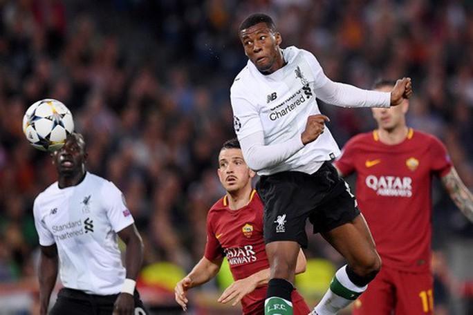 Mưa bàn thắng ở Rome, Liverpool vào chung kết Champions League - Ảnh 4.