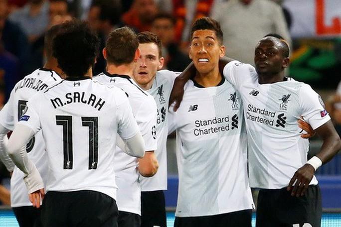 Mưa bàn thắng ở Rome, Liverpool vào chung kết Champions League - Ảnh 8.