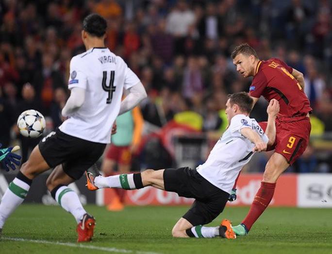 Mưa bàn thắng ở Rome, Liverpool vào chung kết Champions League - Ảnh 5.