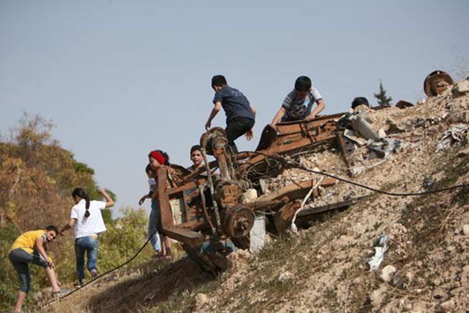 Chiến lược ở Syria: Có còn hơn không - Ảnh 1.