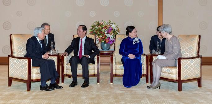 Việt-Nhật nâng quan hệ Đối tác chiến lược lên tầm cao mới - Ảnh 1.