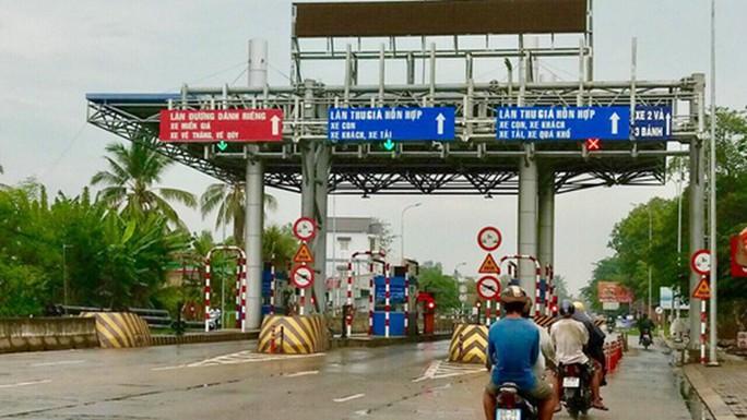 Dự án BOT Quốc lộ 91 và 91B đội giá gần 100 tỉ đồng - Ảnh 1.