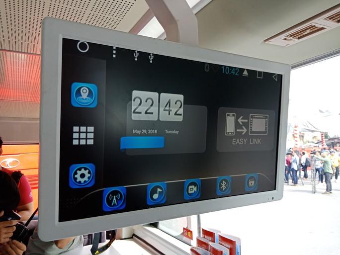 300.000-650.000 đồng để trải nghiệm, ngắm Hà Nội từ trên xe buýt 2 tầng - Ảnh 12.