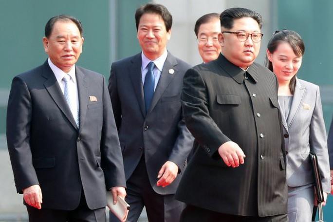 Mỹ xông pha 3 mặt trận chuẩn bị thượng đỉnh với Triều Tiên - Ảnh 1.