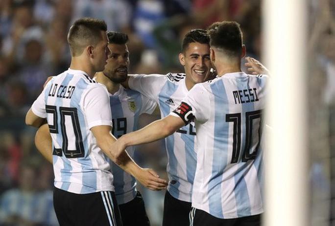 Cục diện chết chóc ở bảng D và số phận Argentina  - Ảnh 2.