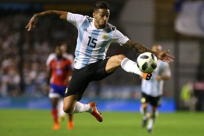 Giao hữu: Messi lập hat-trick, Argentina đè bẹp tí hon Haiti - Ảnh 4.