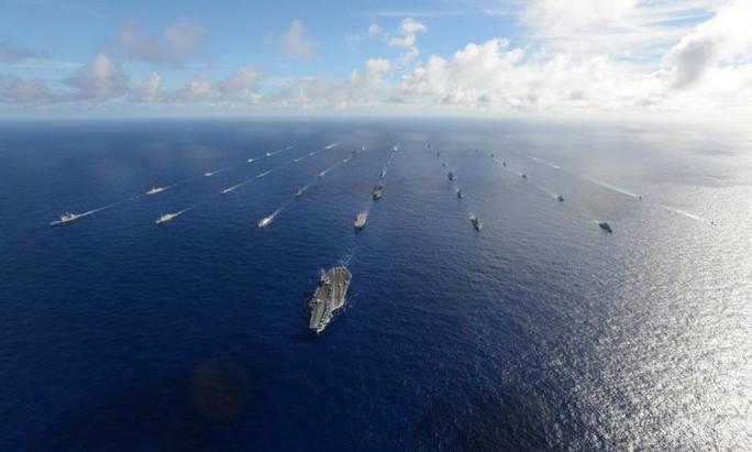 Việt Nam sẽ tham gia cuộc tập trận hàng hải lớn nhất thế giới - Ảnh 1.