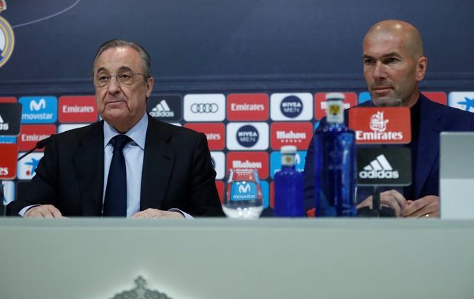 Sốc khi Zidane từ chức 5 ngày sau chức vô địch Champions League - Ảnh 2.