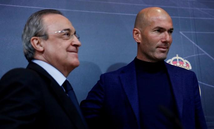 Sốc khi Zidane từ chức 5 ngày sau chức vô địch Champions League - Ảnh 1.