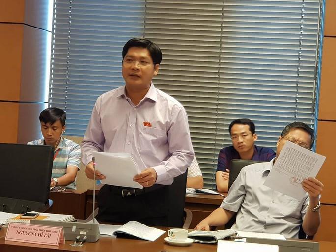 Bộ trưởng GTVT Nguyễn Văn Thể nói về phòng chống tham nhũng - Ảnh 5.