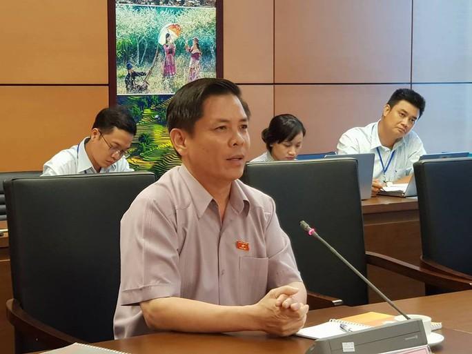 Bộ trưởng GTVT Nguyễn Văn Thể nói về phòng chống tham nhũng - Ảnh 1.