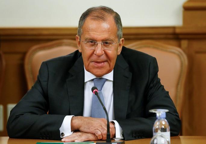 Nga muốn đàm phán đa phương vấn đề Triều Tiên - Ảnh 1.