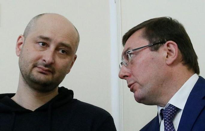 Dàn dựng cái chết của nhà báo Nga, Ukraine bị chỉ trích - Ảnh 1.