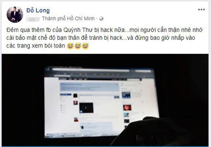Sao Việt đồng loạt bị hacker cướp facebook, đòi tiền chuộc - Ảnh 3.