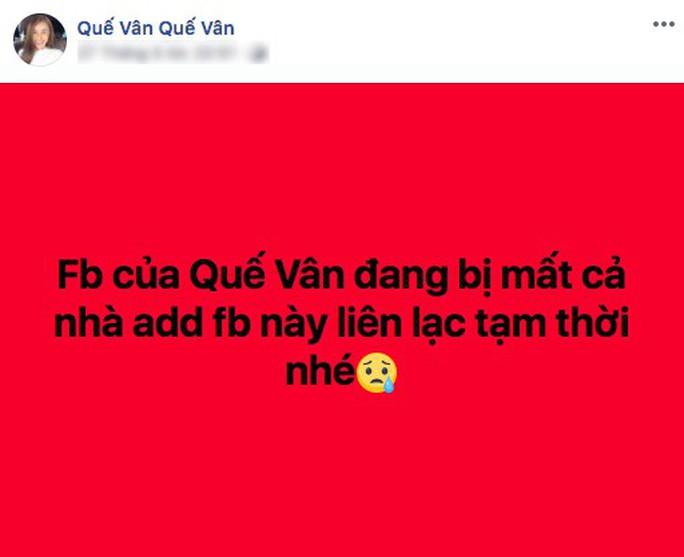Sao Việt đồng loạt bị hacker cướp facebook, đòi tiền chuộc - Ảnh 4.