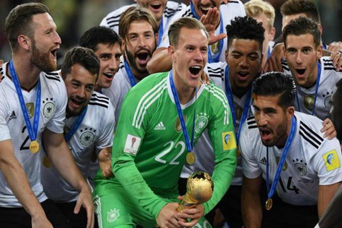 Manuel Neuer trở lại, khung thành tuyển Đức dậy sóng - Ảnh 4.