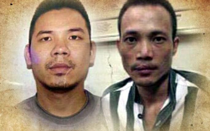 Truy tố 3 nguyên cán bộ trại giam để 2 tử tù trốn trại T16 - Ảnh 1.