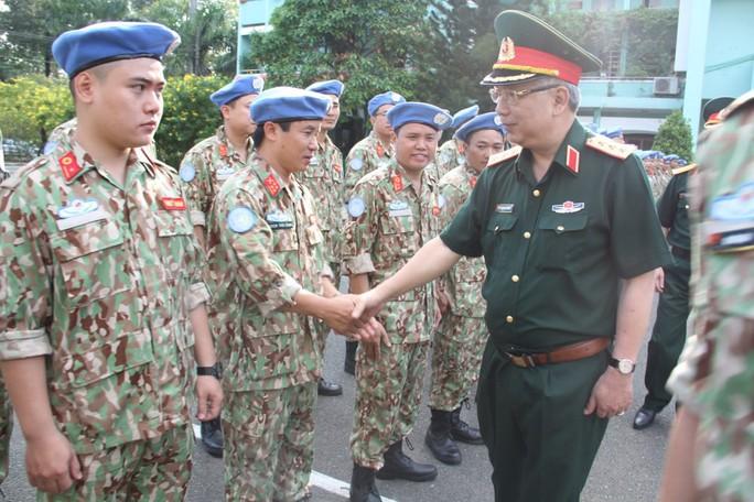 Bệnh viện dã chiến Việt Nam tham gia lực lượng mũ nồi xanh từ tháng 6 - Ảnh 1.