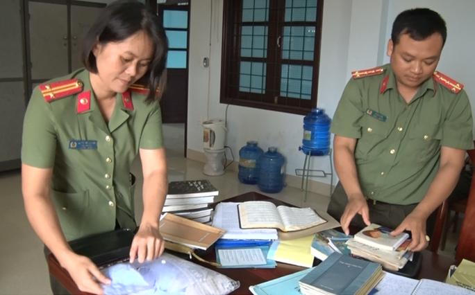 Xác định 2 đối tượng cầm đầu Hội thánh Đức Chúa Trời Mẹ ở Quảng Bình - Ảnh 3.