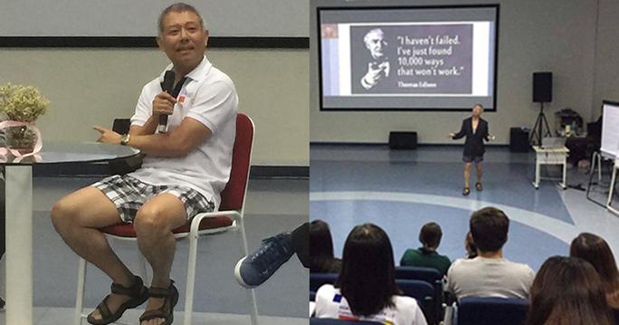 Chưa đạt chuẩn làm hiệu trưởng, GS Trương Nguyện Thành rời Trường ĐH Hoa Sen - Ảnh 2.