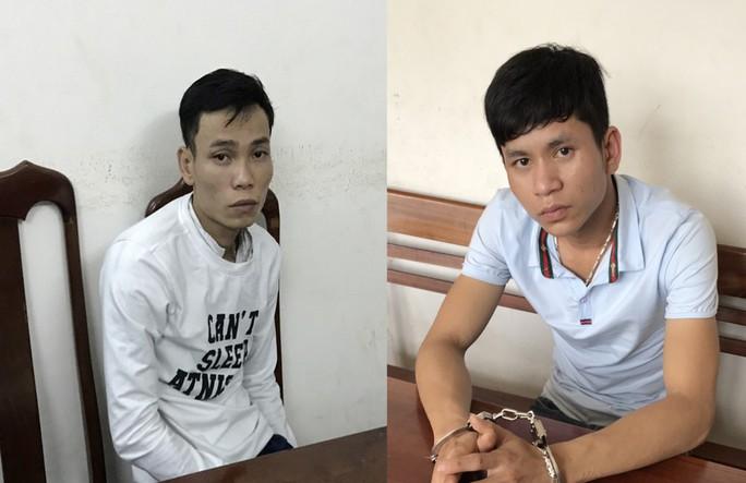 Nhóm trộm bợ két sắt chứa hơn 1 tỉ đồng - Ảnh 2.
