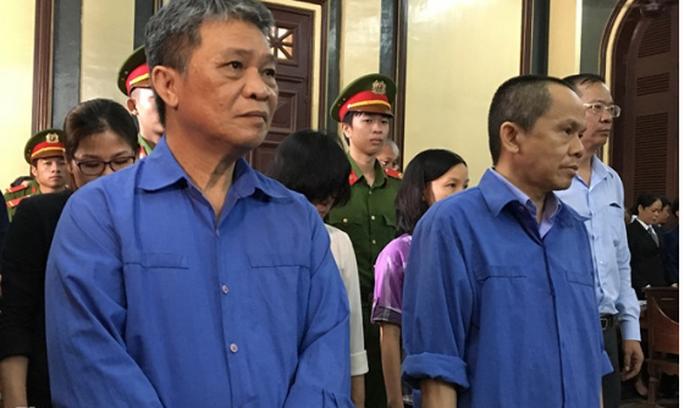 Dàn cựu lãnh đạo Trustbank lãnh án, ông Phạm Công Danh thất vọng - Ảnh 1.