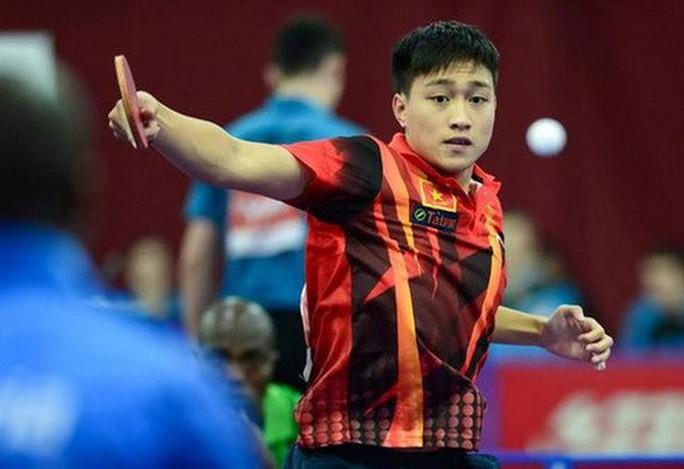 Tuyển nam bóng bàn Việt Nam tăng 5 bậc thế giới - Ảnh 2.