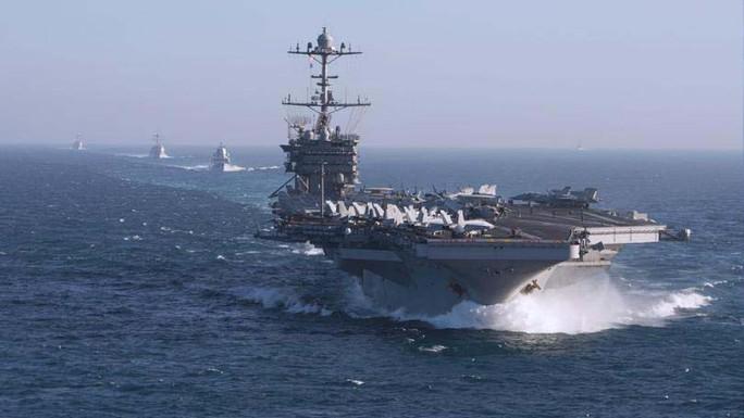 Hải quân Mỹ đua với Nga - Trung - Ảnh 1.