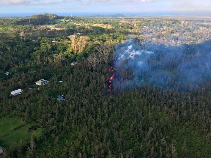 Tuyến lửa rợn người trên đảo Hawaii - Ảnh 4.
