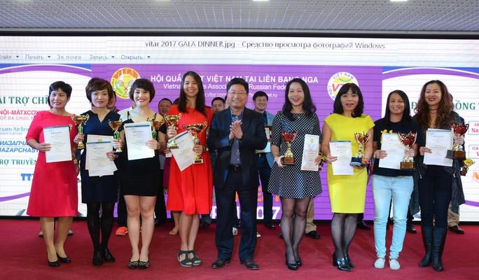 Giải ViTAR Open 2018 kết nối người Việt xa Tổ quốc - Ảnh 2.