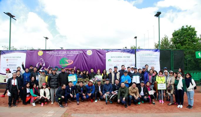 Giải ViTAR Open 2018 kết nối người Việt xa Tổ quốc - Ảnh 1.