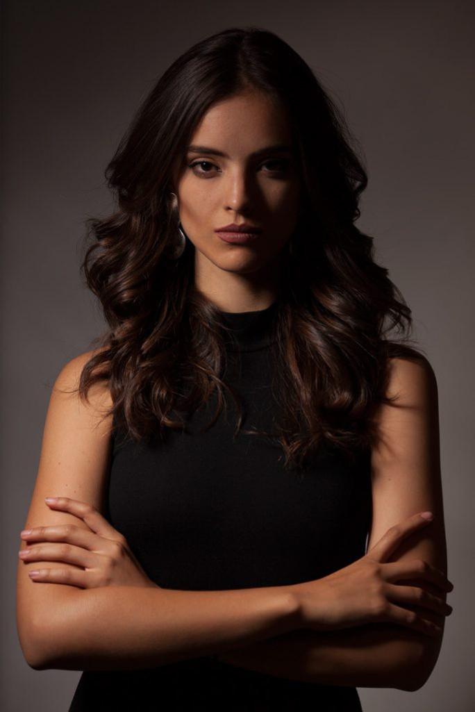 Cận cảnh nhan sắc tân Hoa hậu Mexico - Ảnh 4.