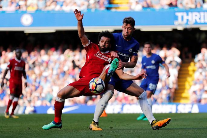 Đánh bại Liverpool, Chelsea khiến cuộc đua vào tốp 4 kịch tính - Ảnh 4.