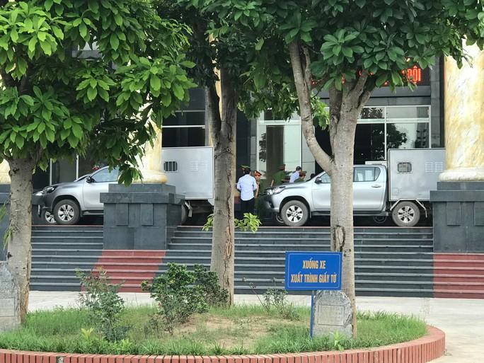 Xử ông Đinh La Thăng và đồng phạm: Trịnh Xuân Thanh bất ngờ rút đơn kháng cáo - Ảnh 3.