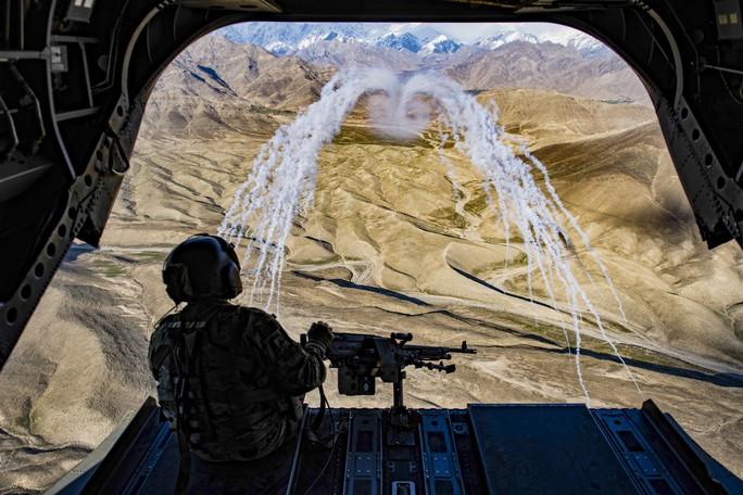 Câu thần chú vô tác dụng ở Afghanistan - Ảnh 1.