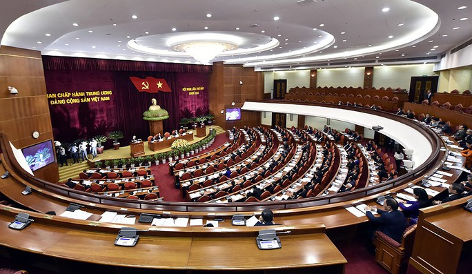 Tổng Bí thư phát biểu quan trọng khai mạc Hội nghị Trung ương 7 - Ảnh 2.