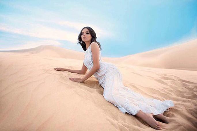 Cận cảnh nhan sắc tân Hoa hậu Mexico - Ảnh 5.