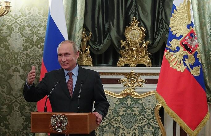 Ông Putin cảm ơn ông Medvedev, tiết lộ mục tiêu quan trọng - Ảnh 1.