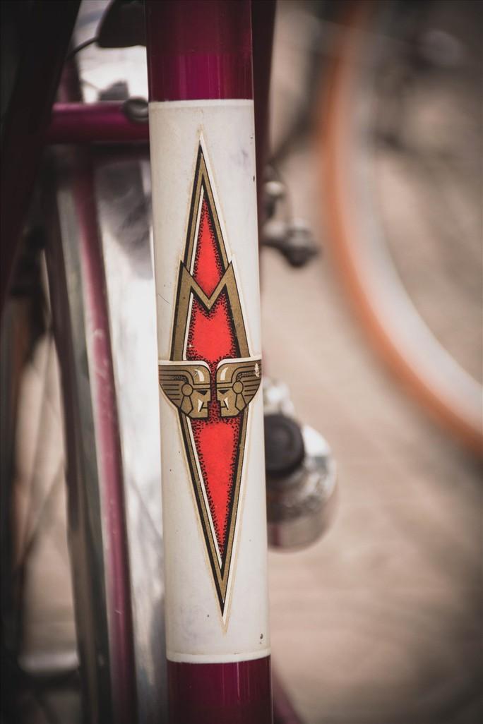 Độc đáo những xe đạp cổ giá nghìn đô giữa lòng Hà Nội - Ảnh 7.