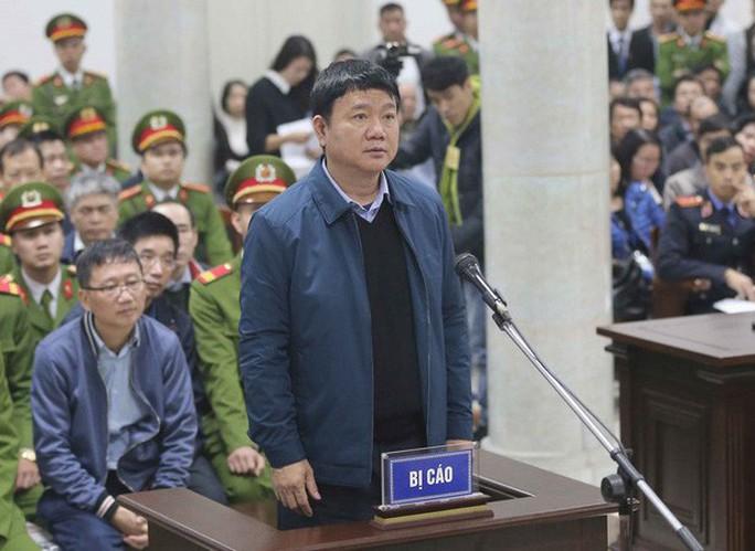 Xử ông Đinh La Thăng và đồng phạm: Trịnh Xuân Thanh bất ngờ rút đơn kháng cáo - Ảnh 5.