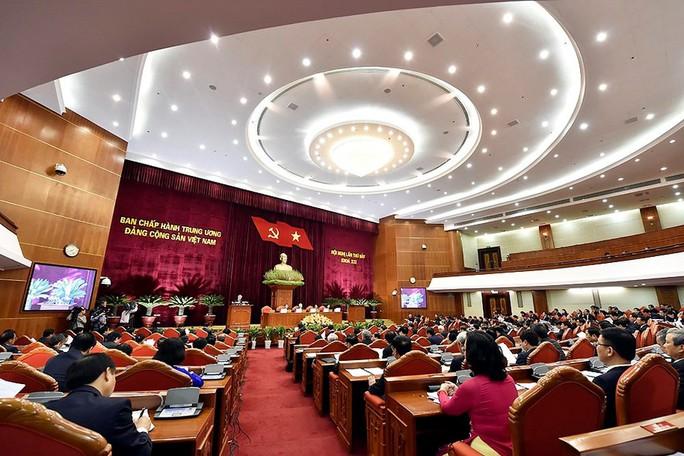 Hội nghị Trung ương 7 cho ý kiến về xây dựng cán bộ cấp chiến lược - Ảnh 1.