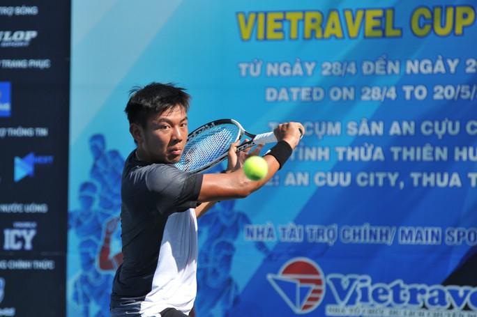 Hoàng Nam ngược dòng thắng tay vợt Hàn Quốc ở F2 Vietnam - Ảnh 2.