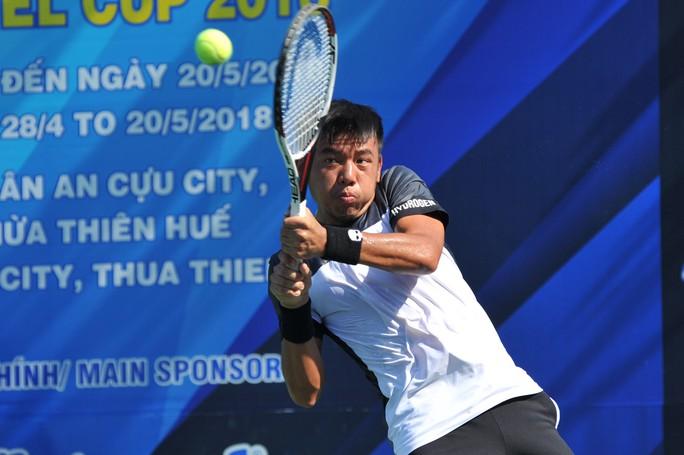 NHM quần vợt Việt Nam vui mừng vì Lý Hoàng Nam - Ảnh 2.