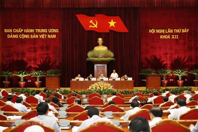Thủ tướng điều hành phiên họp Hội nghị Trung ương về công tác cán bộ - Ảnh 2.
