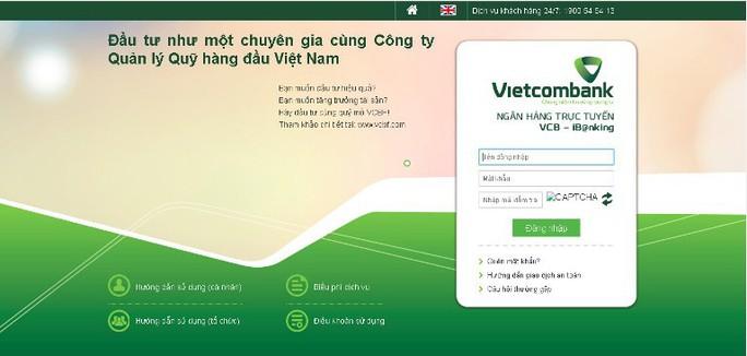 Vietcombank, BIDV, Vietinbank đồng loạt cảnh báo lừa đảo lấy cắp thông tin - Ảnh 1.